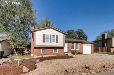 2450 W Payne Circle, Colorado Springs, CO 80916 - MLS#: 5421506
