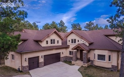 16109 Forest Light Drive, Colorado Springs, CO 80908 - MLS#: 5430621