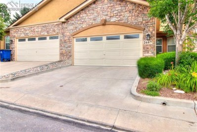 2667 Avalanche Heights, Colorado Springs, CO 80918 - MLS#: 5433034