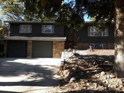 235 Raven Hills Road, Colorado Springs, CO 80919 - MLS#: 5436392