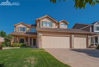2830 Dynamic Drive, Colorado Springs, CO 80920 - MLS#: 5438955