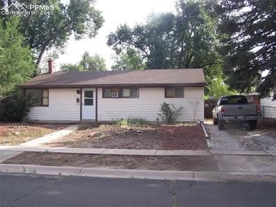 2615 Meadowlark Lane, Colorado Springs, CO 80909 - MLS#: 5443506