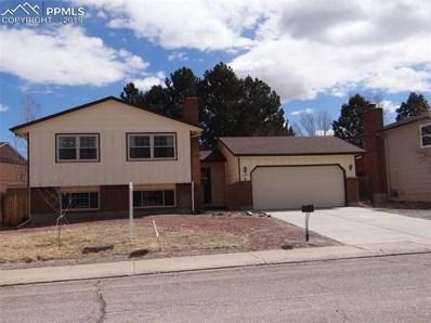 5745 Tuckerman Drive, Colorado Springs, CO 80918 - MLS#: 5474376