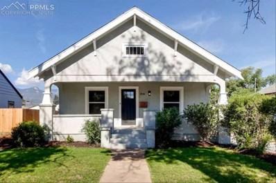 2516 N Nevada Avenue, Colorado Springs, CO 80907 - MLS#: 5495465