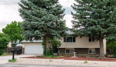 4730 Iron Horse Trail, Colorado Springs, CO 80917 - MLS#: 5498329