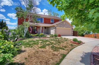 2630 Clapton Drive, Colorado Springs, CO 80920 - MLS#: 5498361