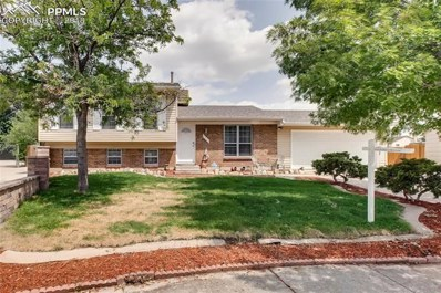 2771 S Chelton Road, Colorado Springs, CO 80916 - MLS#: 5522285