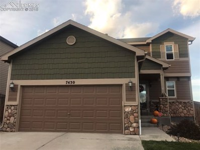 7430 Araia Drive, Fountain, CO 80817 - MLS#: 5528674