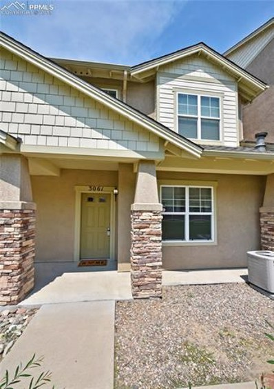 3061 Wild Peregrine View, Colorado Springs, CO 80916 - MLS#: 5530967