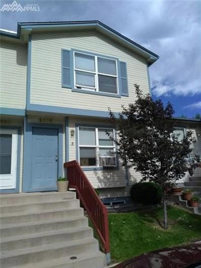 2536 Plumtree Grove, Colorado Springs, CO 80907 - MLS#: 5531543