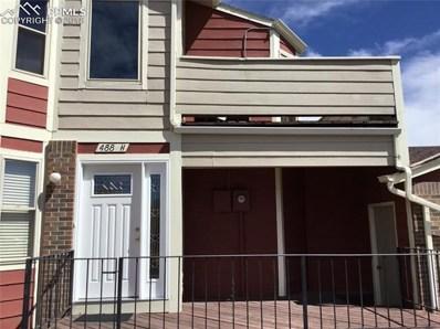 488 W Rockrimmon Boulevard UNIT H, Colorado Springs, CO 80919 - MLS#: 5540808
