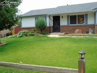 2140 Eddington Way, Colorado Springs, CO 80916 - MLS#: 5542642