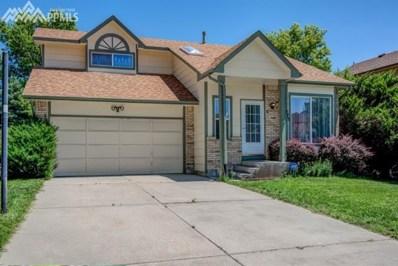 575 Lindstrom Drive, Colorado Springs, CO 80911 - MLS#: 5542868