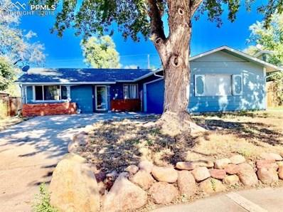 2820 Gomer Avenue, Colorado Springs, CO 80910 - MLS#: 5543691