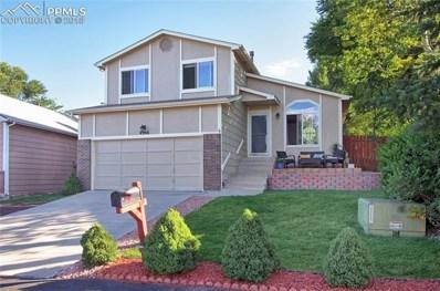 4966 Galileo Drive, Colorado Springs, CO 80917 - MLS#: 5544163