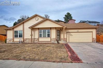 550 Kearney Avenue, Colorado Springs, CO 80906 - MLS#: 5550321