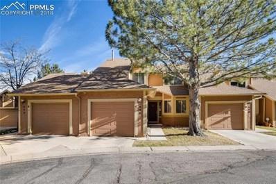 440 Autumn Ridge Circle UNIT C, Colorado Springs, CO 80906 - MLS#: 5551925