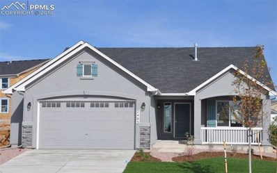 7403 Lewis Clark Trail, Colorado Springs, CO 80927 - MLS#: 5566279