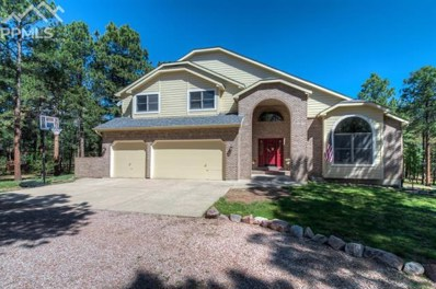 17375 Charter Pines Drive, Monument, CO 80132 - MLS#: 5568007