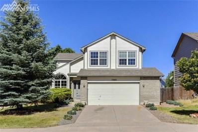 7980 Interlaken Drive, Colorado Springs, CO 80920 - MLS#: 5572955