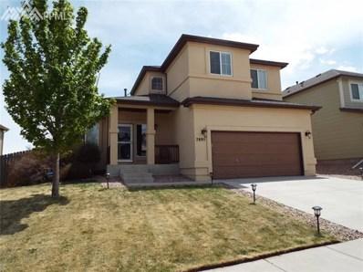 7895 Steward Lane, Colorado Springs, CO 80922 - MLS#: 5583925