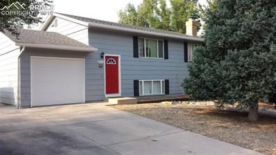 4258 Amiable Way, Colorado Springs, CO 80917 - MLS#: 5587451