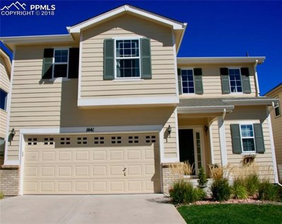 1441 Red Mica Way, Monument, CO 80132 - MLS#: 5591057
