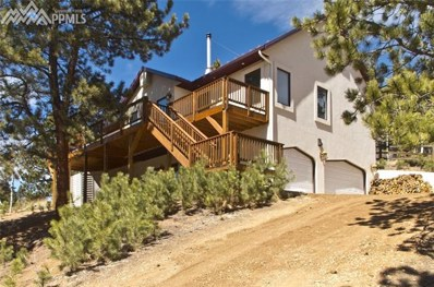 115 Valley Road, Divide, CO 80814 - MLS#: 5595560