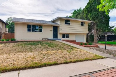 2110 Monteagle Street, Colorado Springs, CO 80909 - MLS#: 5599647