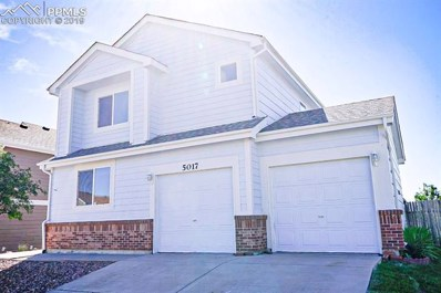 5017 Bittercreek Drive, Colorado Springs, CO 80922 - MLS#: 5600331