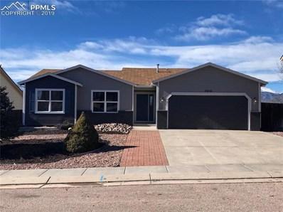 4950 Gibbon Street, Colorado Springs, CO 80911 - MLS#: 5612155