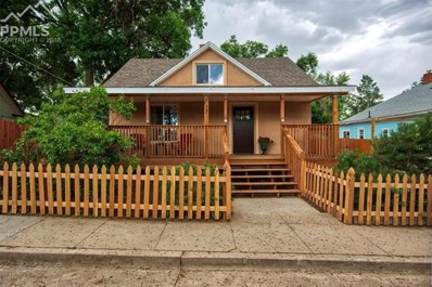 17 S Limit Street, Colorado Springs, CO 80905 - MLS#: 5628091