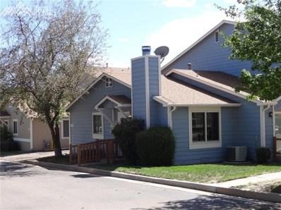 2716 Hearthwood Lane, Colorado Springs, CO 80917 - MLS#: 5630752