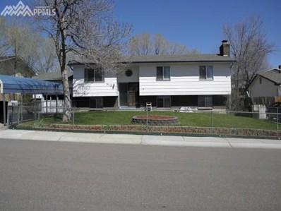 812 Squire Street, Colorado Springs, CO 80911 - MLS#: 5632796