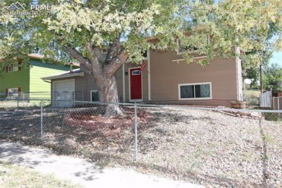 2205 Fernwood Drive, Colorado Springs, CO 80910 - MLS#: 5640735