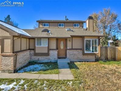 1850 Heatherdale Drive, Colorado Springs, CO 80915 - MLS#: 5642000