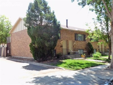 1713 Monteagle Street, Colorado Springs, CO 80909 - MLS#: 5652760