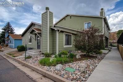 2756 Hearthwood Lane, Colorado Springs, CO 80917 - MLS#: 5655900