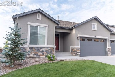 1538 Promontory Bluff View, Colorado Springs, CO 80921 - #: 5655926