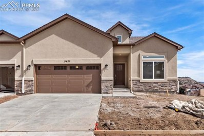 5421 Silverstone Terrace, Colorado Springs, CO 80919 - MLS#: 5667002