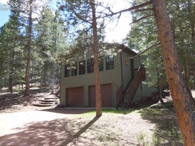 1309 W Browning Avenue, Woodland Park, CO 80863 - #: 5681628