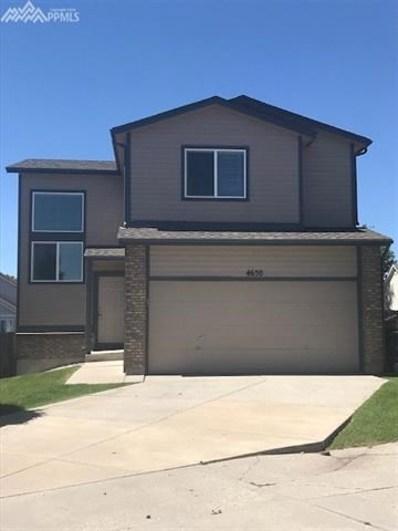 4650 Badlands Court, Colorado Springs, CO 80922 - MLS#: 5691282