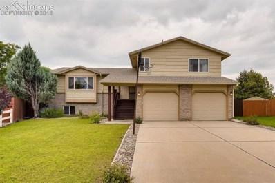 670 Brundidge Court, Colorado Springs, CO 80911 - MLS#: 5692990