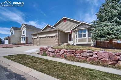 4176 Cherryvale Drive, Colorado Springs, CO 80918 - #: 5693969