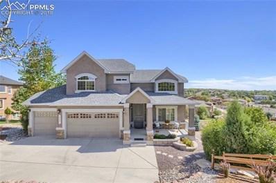 5421 Copper Drive, Colorado Springs, CO 80918 - MLS#: 5697625