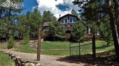 83 Valley Lane, Woodland Park, CO 80863 - MLS#: 5713243