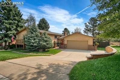 2759 Rigel Drive, Colorado Springs, CO 80906 - MLS#: 5719424