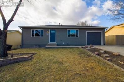 258 Vehr Drive, Colorado Springs, CO 80916 - MLS#: 5731220