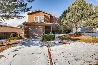 7565 Churchwood Circle, Colorado Springs, CO 80918 - MLS#: 5731630