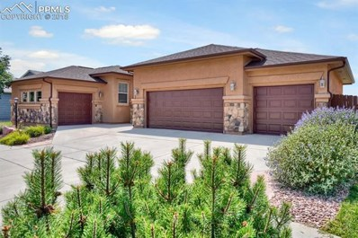 7139 Midnight Rose Drive, Colorado Springs, CO 80923 - MLS#: 5746046